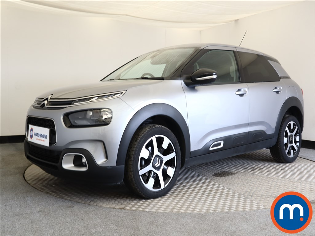 Citroen C4 Cactus Flair - Stock Number 1114911 Passenger side front corner