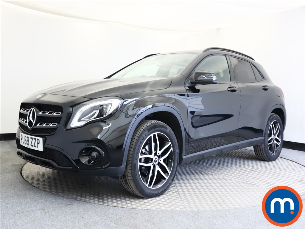 Mercedes-Benz Gla Class Urban Edition - Stock Number 1108305 Passenger side front corner