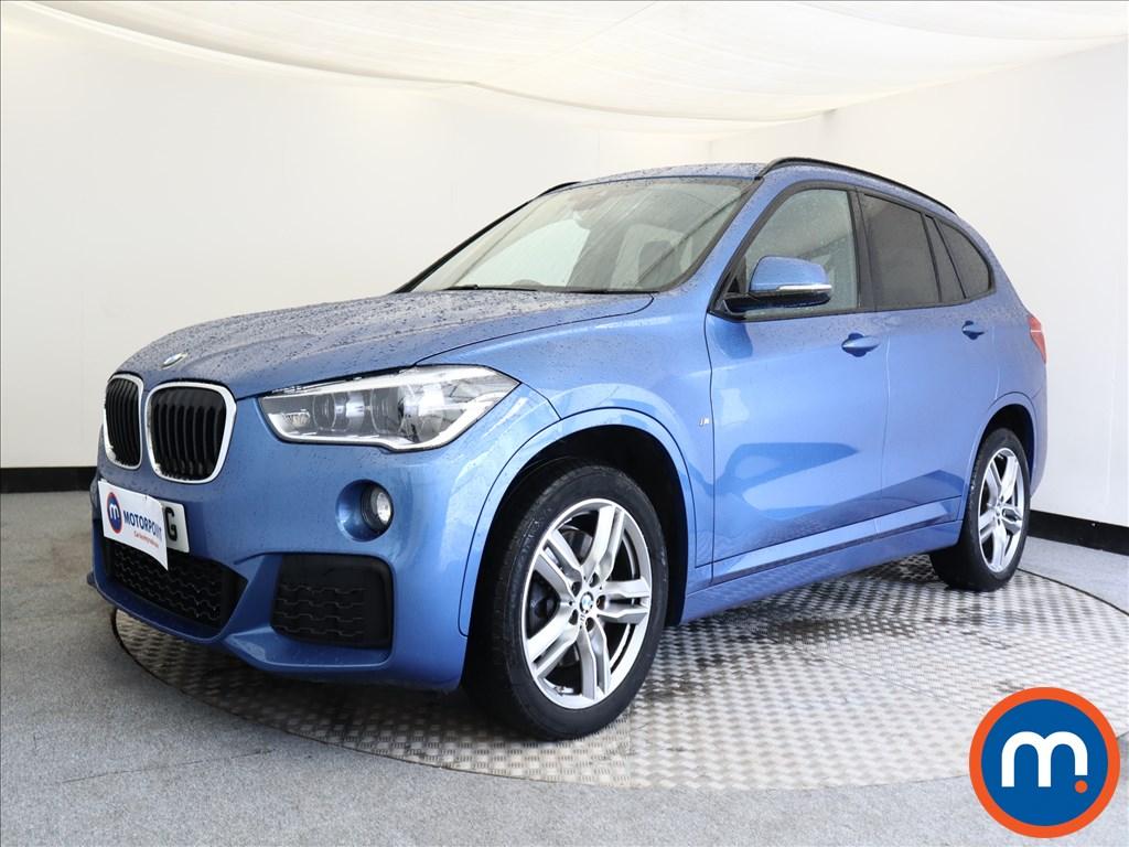 BMW X1 M Sport - Stock Number 1107965 Passenger side front corner