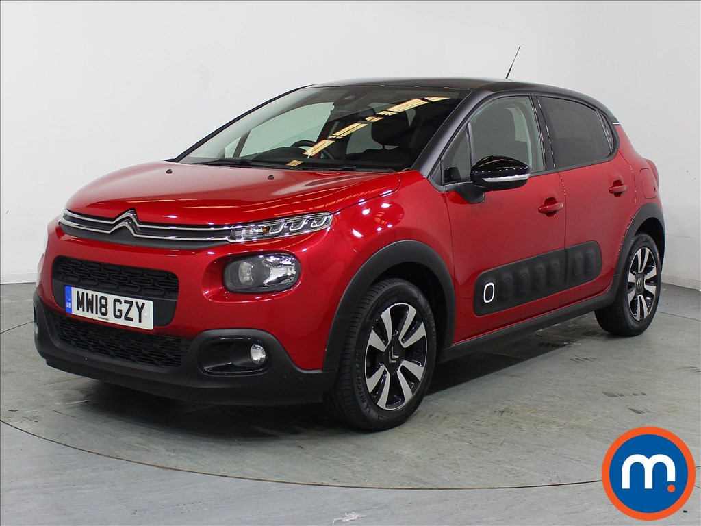 Citroen C3 Flair - Stock Number 1110759 Passenger side front corner