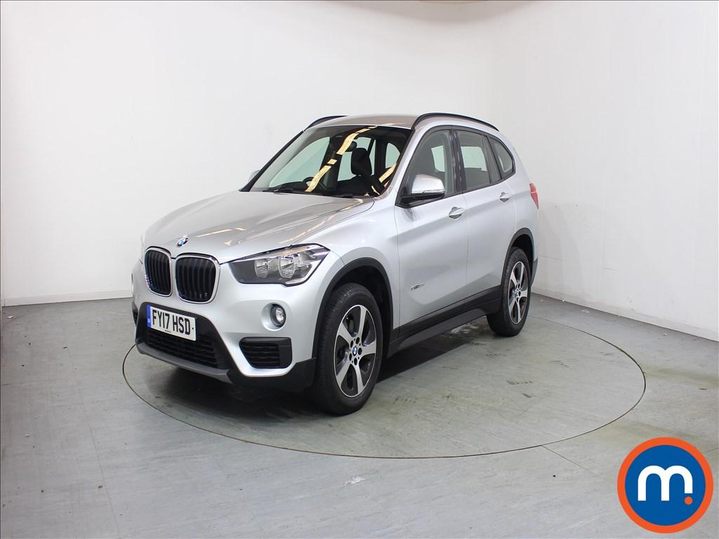 BMW X1 SE - Stock Number 1113803 Passenger side front corner