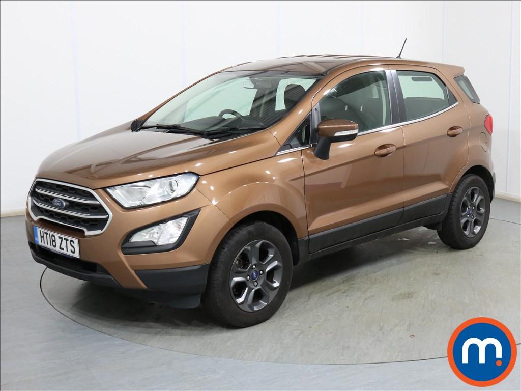 Ford Ecosport Zetec - Stock Number 1104746 Passenger side front corner