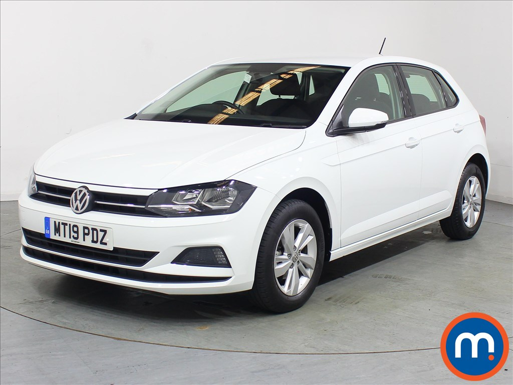 Volkswagen Polo SE - Stock Number 1112946 Passenger side front corner