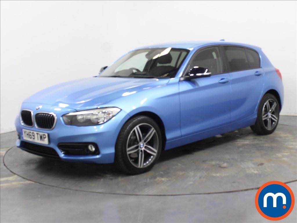 BMW 1 Series Sport - Stock Number 1107674 Passenger side front corner