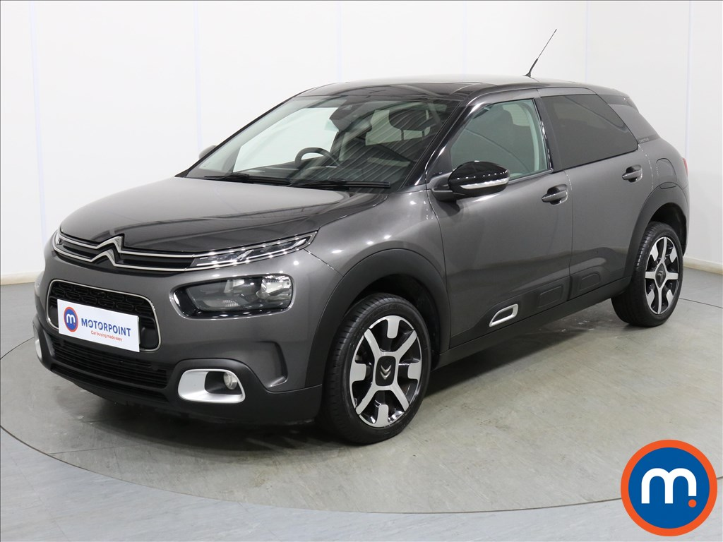 Citroen C4 Cactus Flair - Stock Number 1115234 Passenger side front corner
