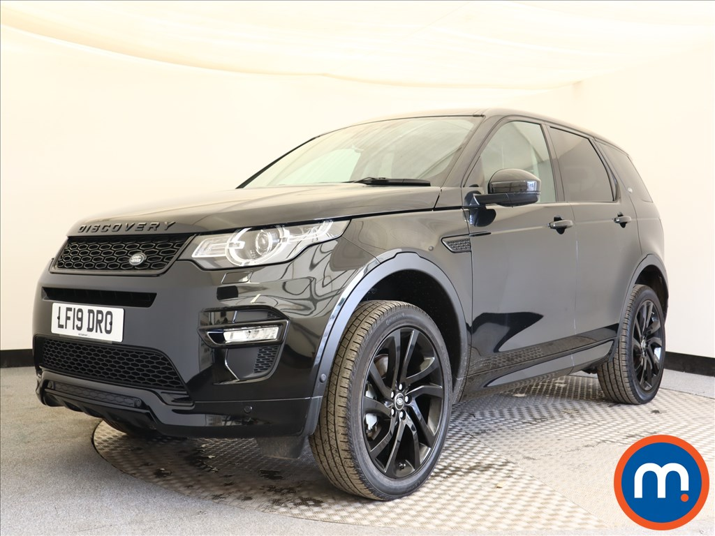 Land Rover Discovery Sport HSE Dynamic Lux - Stock Number 1106645 Passenger side front corner