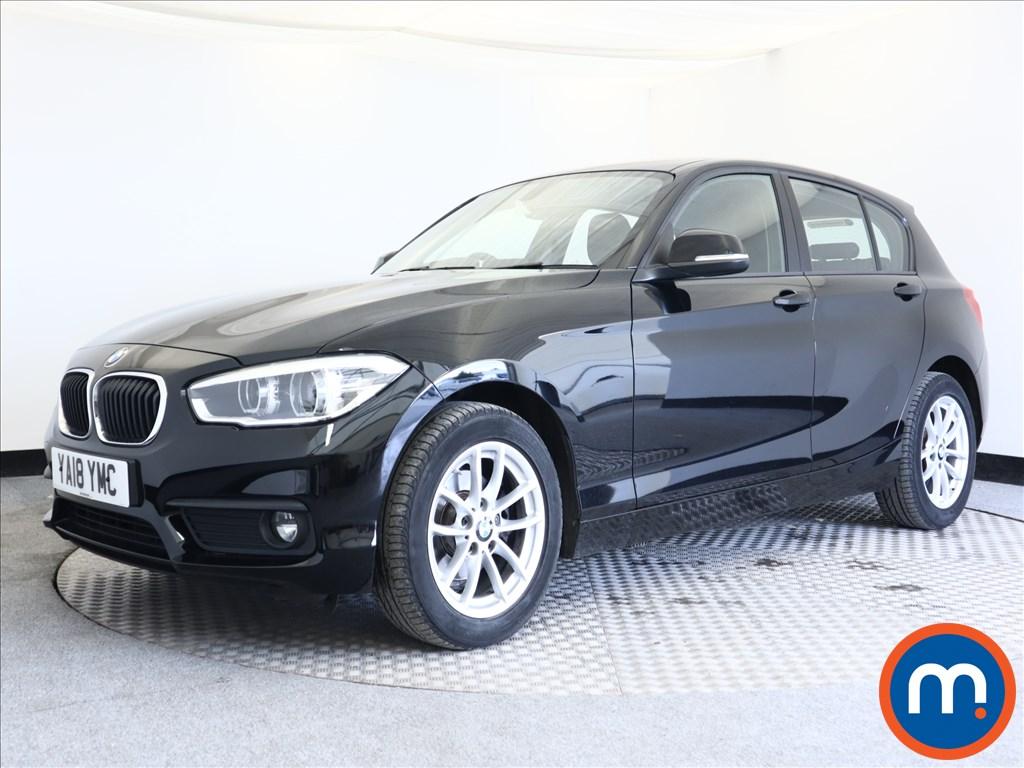 BMW 1 Series SE Business - Stock Number 1104855 Passenger side front corner