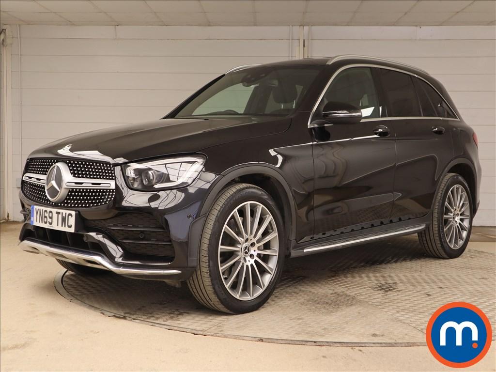 Mercedes-Benz GLC AMG Line Premium - Stock Number 1106835 Passenger side front corner