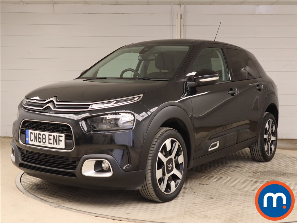 Citroen C4 Cactus Flair - Stock Number 1113199 Passenger side front corner