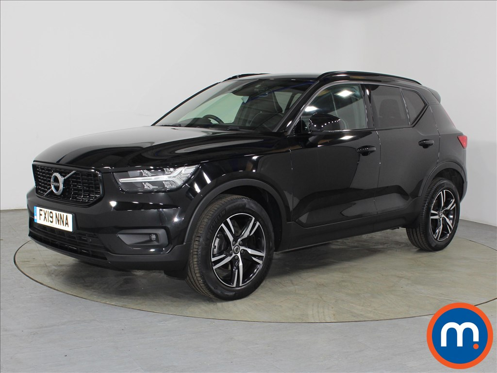Volvo Xc40 R DESIGN - Stock Number 1106666 Passenger side front corner
