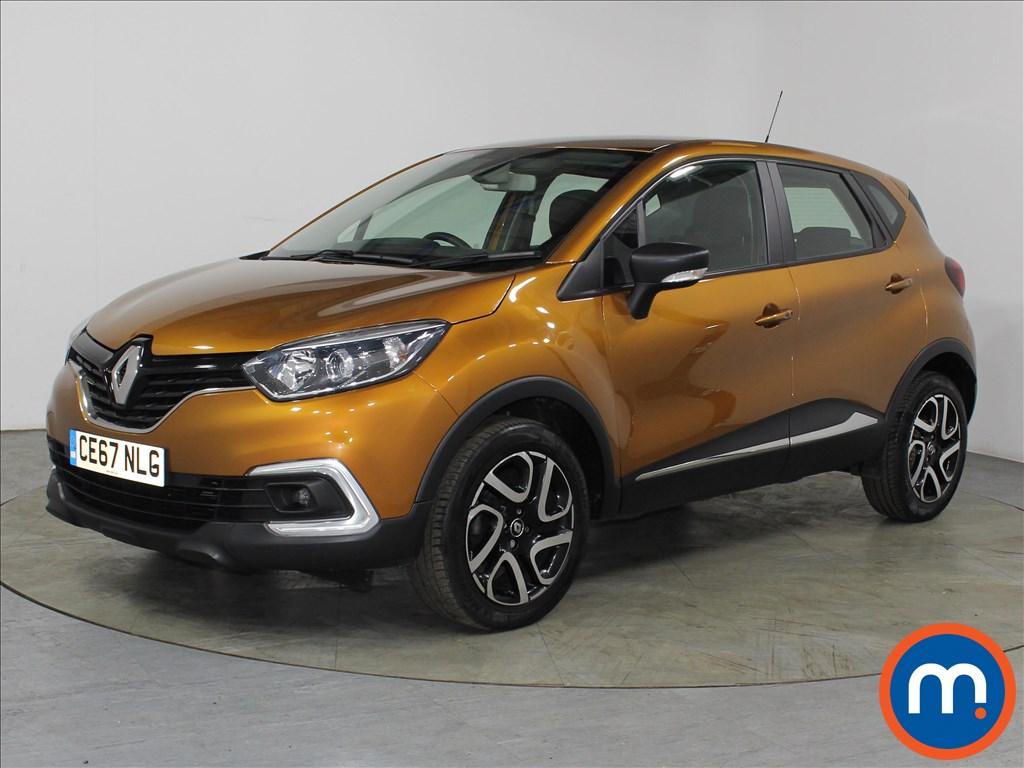 Renault Captur Dynamique Nav - Stock Number 1111352 Passenger side front corner