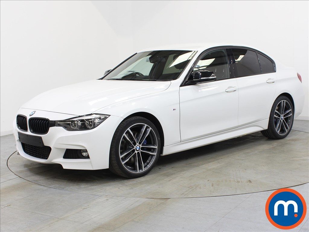 BMW 3 Series M Sport Shadow Edition - Stock Number 1109408 Passenger side front corner