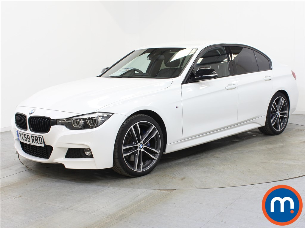 BMW 3 Series M Sport Shadow Edition - Stock Number 1109566 Passenger side front corner