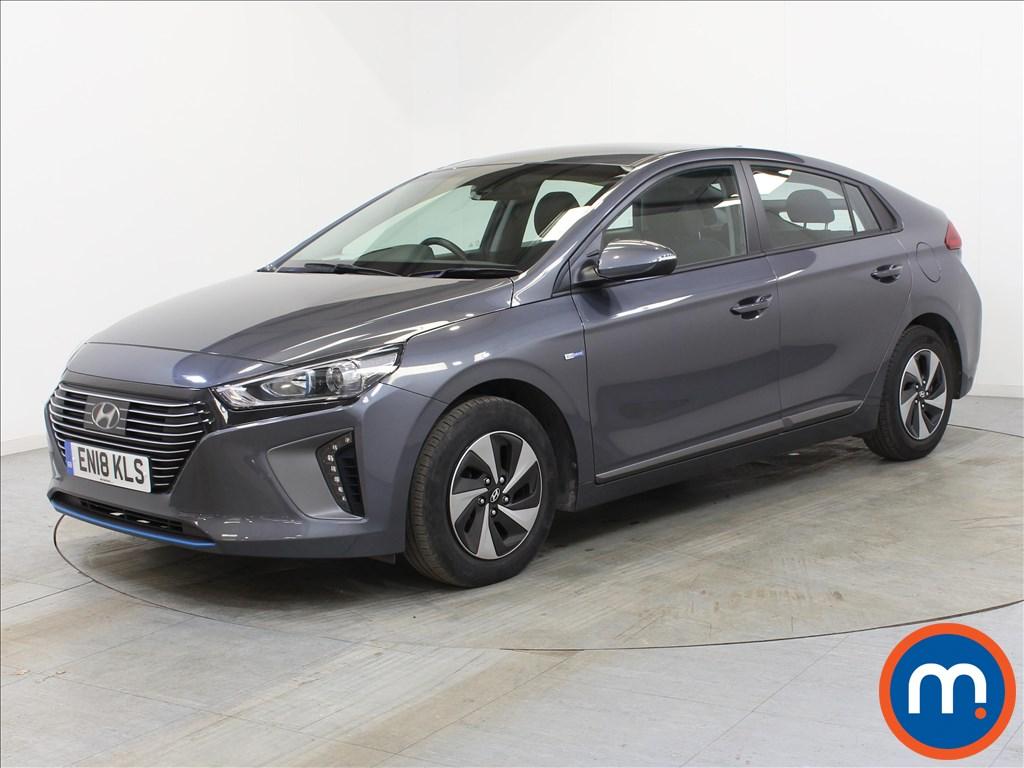 Hyundai Ioniq SE - Stock Number 1088050 Passenger side front corner
