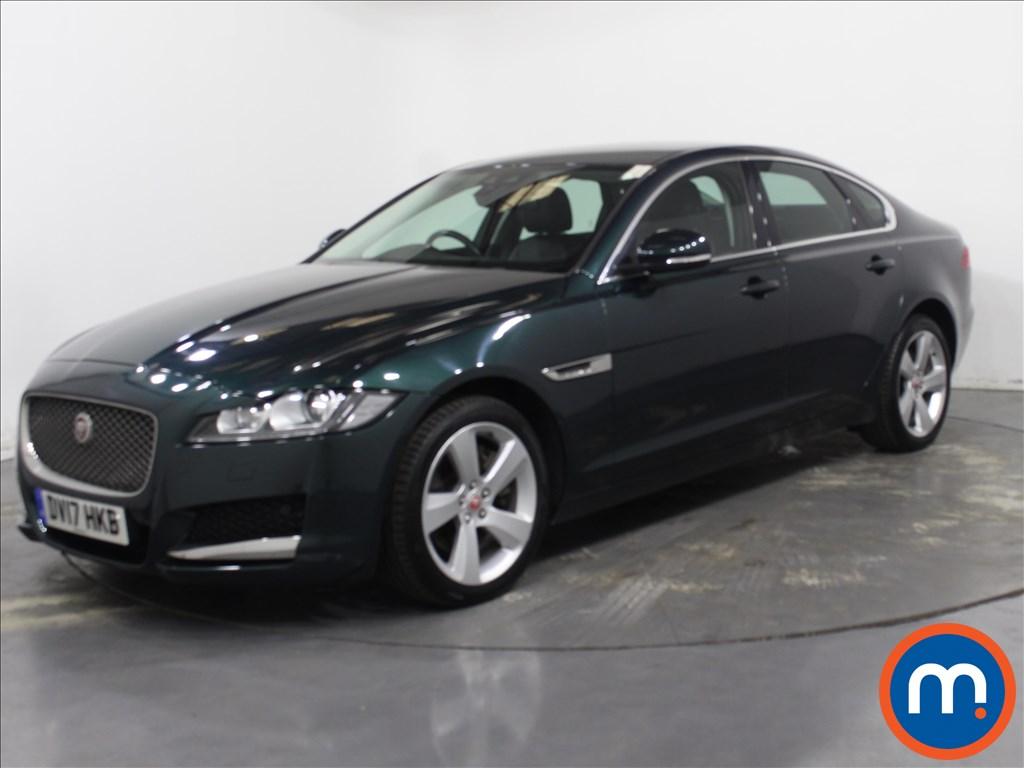 Jaguar XF Portfolio - Stock Number 1111073 Passenger side front corner