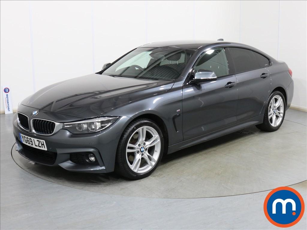 BMW 4 Series M Sport - Stock Number 1106813 Passenger side front corner