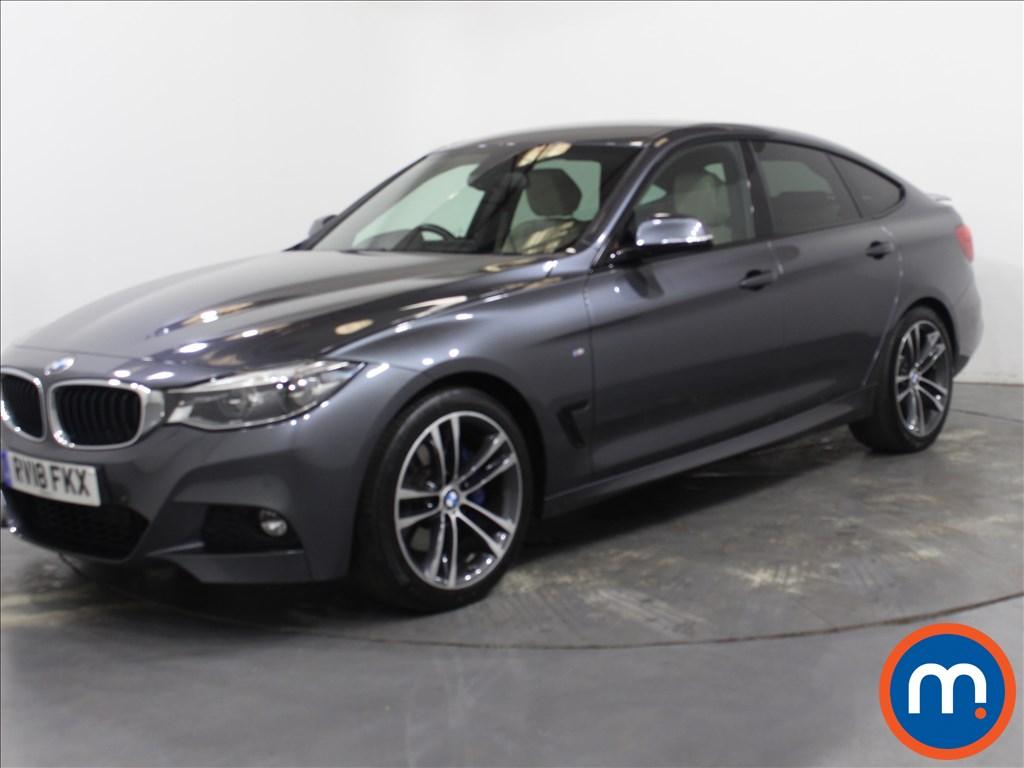 BMW 3 Series M Sport - Stock Number 1109338 Passenger side front corner