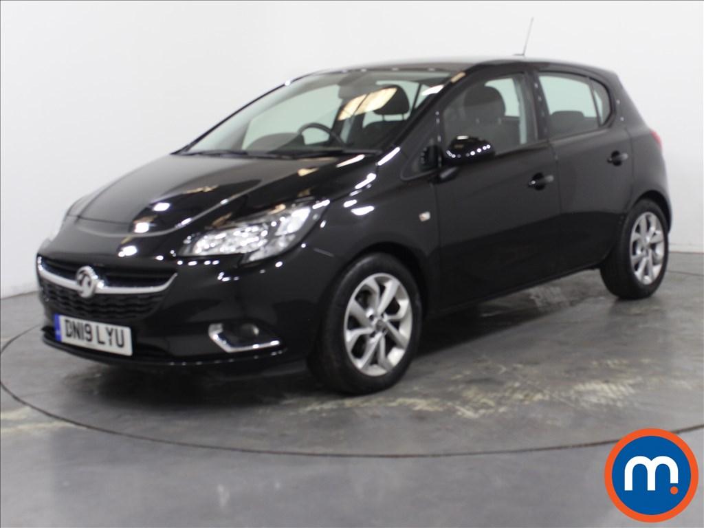 Vauxhall Corsa 1.4 SRi Nav 5dr - Stock Number 1112966 Passenger side front corner