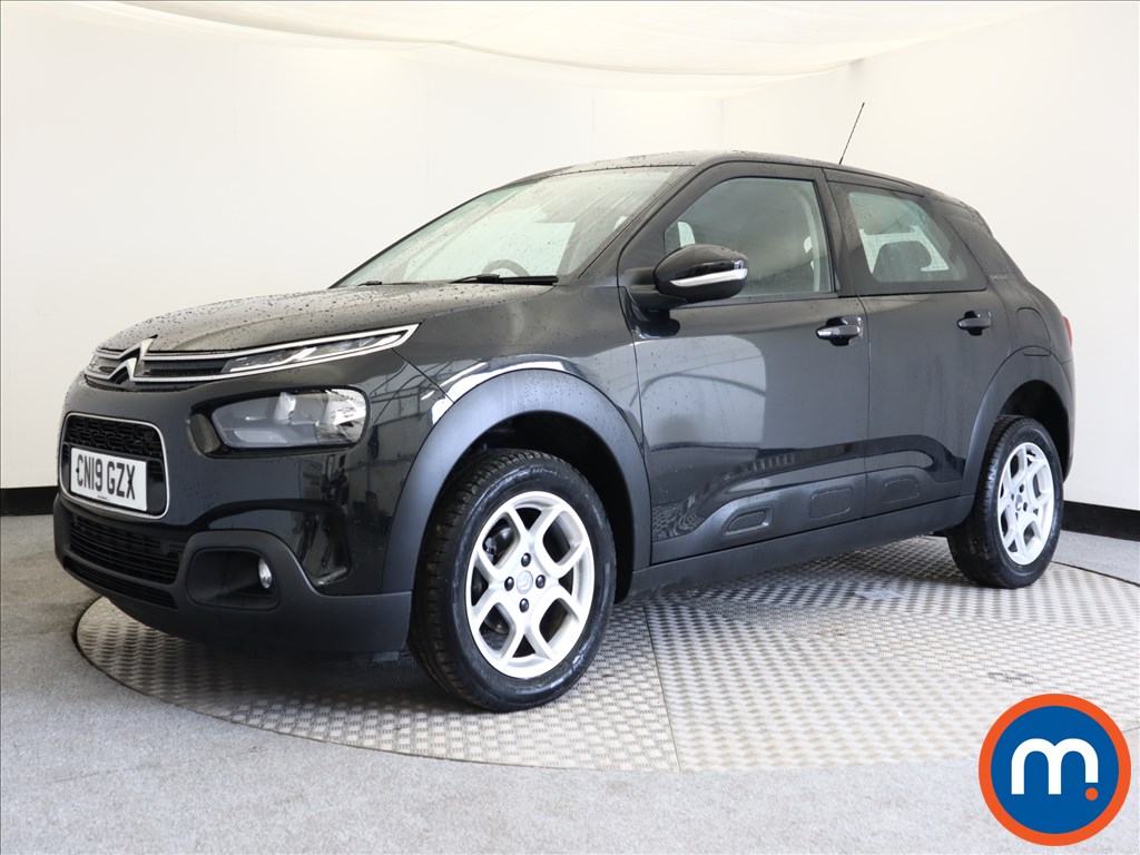 Citroen C4 Cactus Feel - Stock Number 1111064 Passenger side front corner