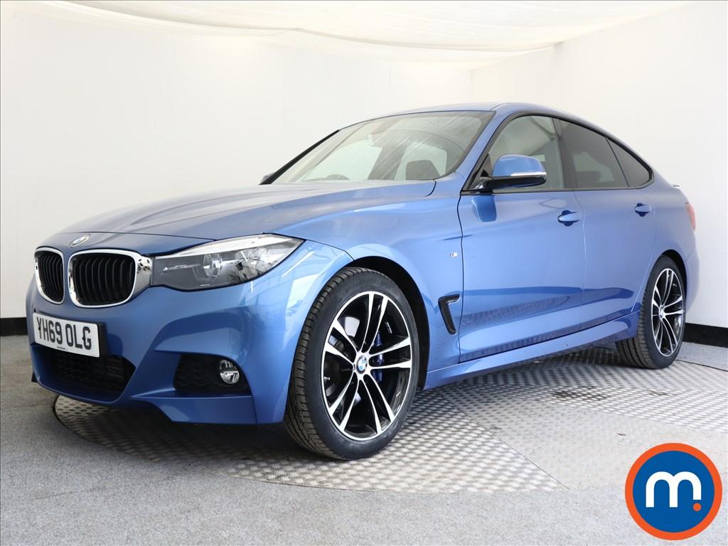 BMW 3 Series M Sport - Stock Number 1111878 Passenger side front corner