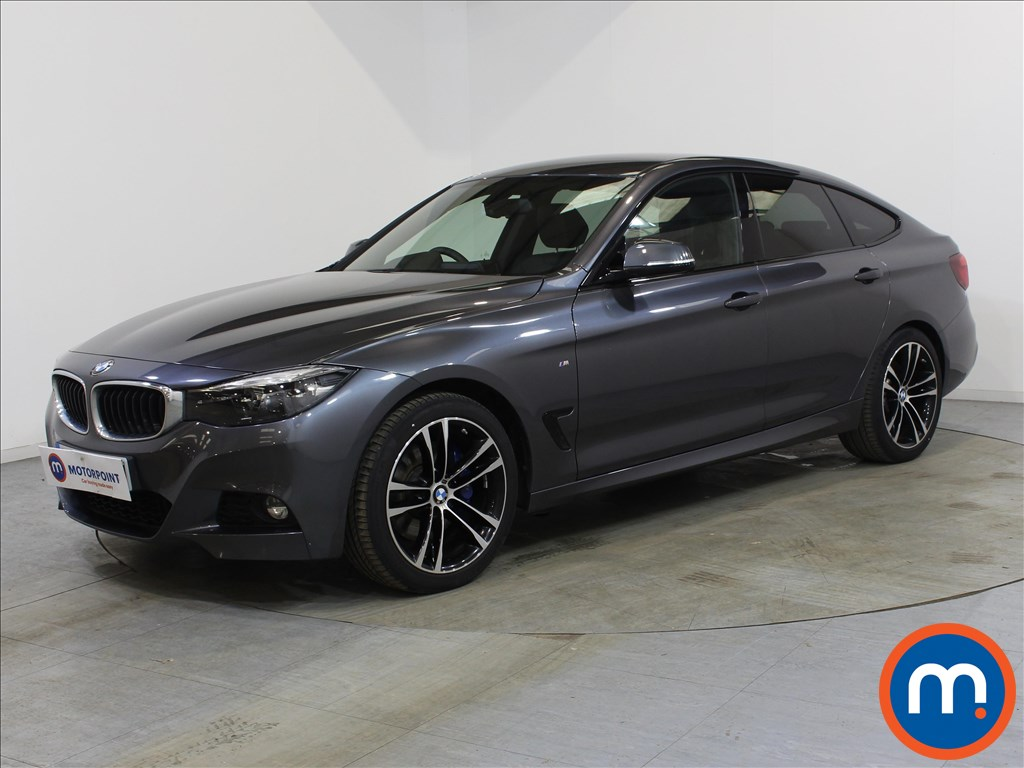 BMW 3 Series M Sport - Stock Number 1112689 Passenger side front corner