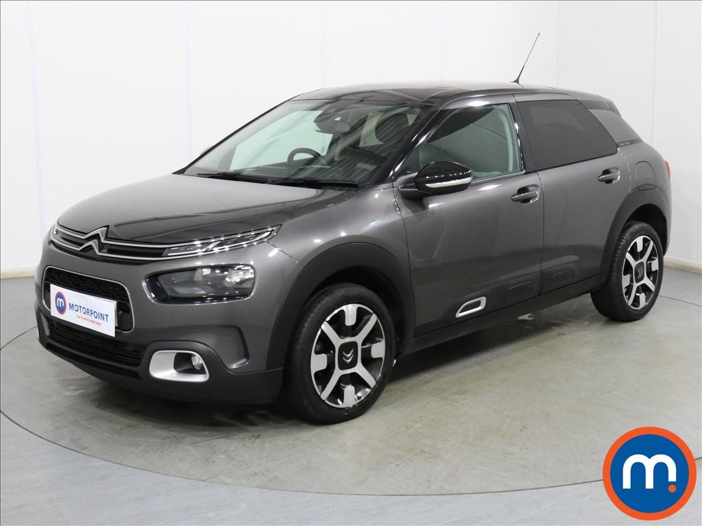 Citroen C4 Cactus Flair - Stock Number 1115241 Passenger side front corner