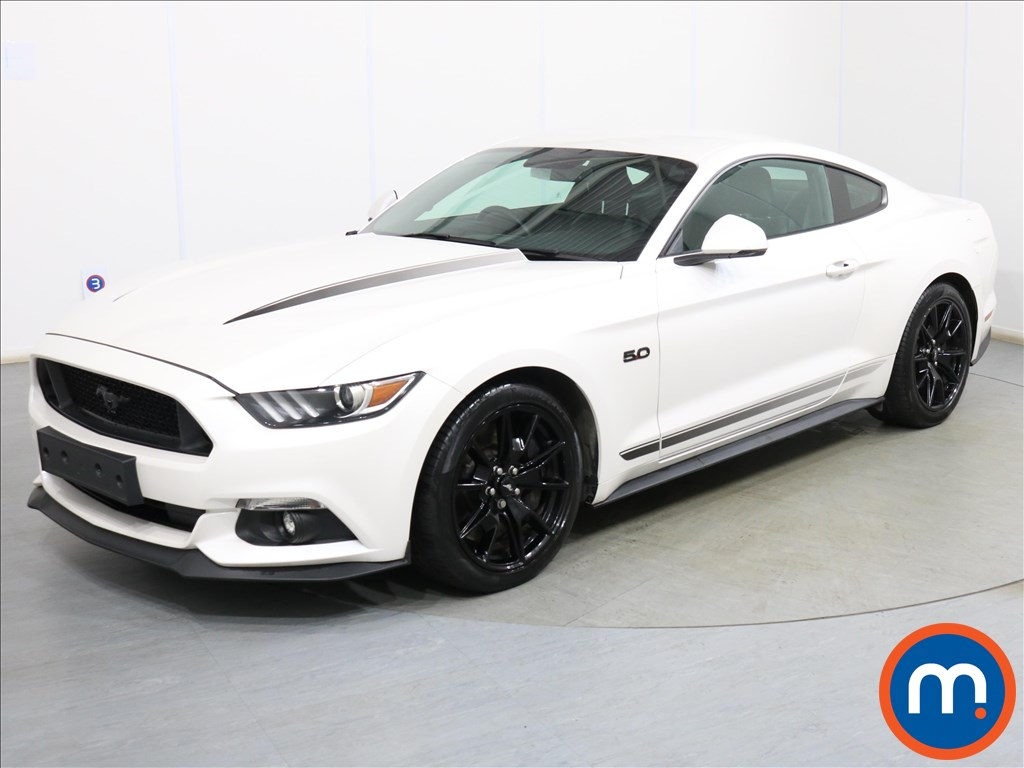 Ford Mustang GT Shadow Edition - Stock Number 1116679 Passenger side front corner