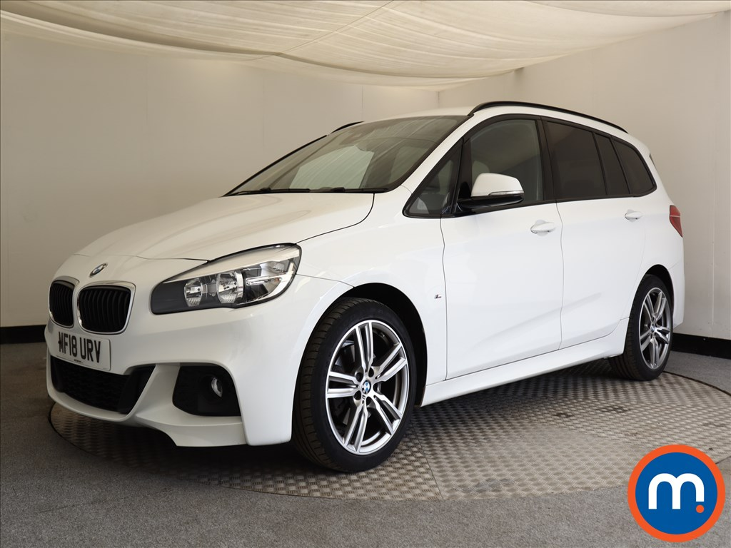 BMW 2 Series M Sport - Stock Number 1111151 Passenger side front corner