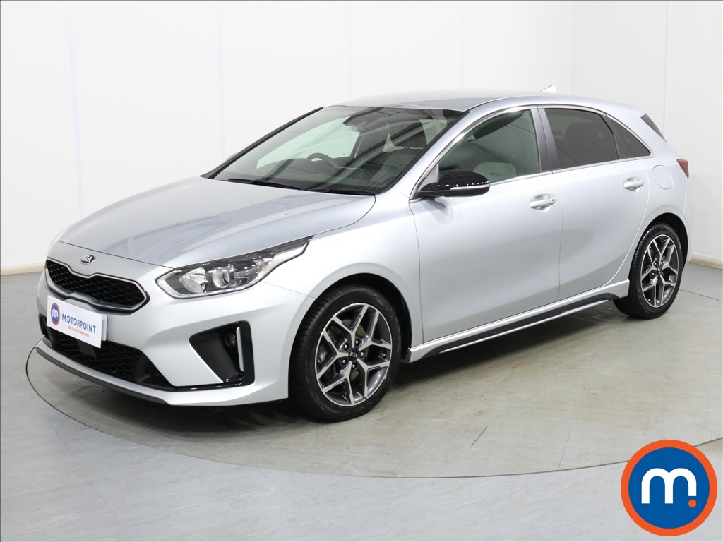 KIA Ceed 1.0T GDi ISG GT-Line 5dr - Stock Number 1113552 Passenger side front corner