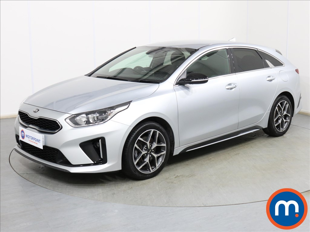 KIA Pro Ceed GT-Line - Stock Number 1113579 Passenger side front corner