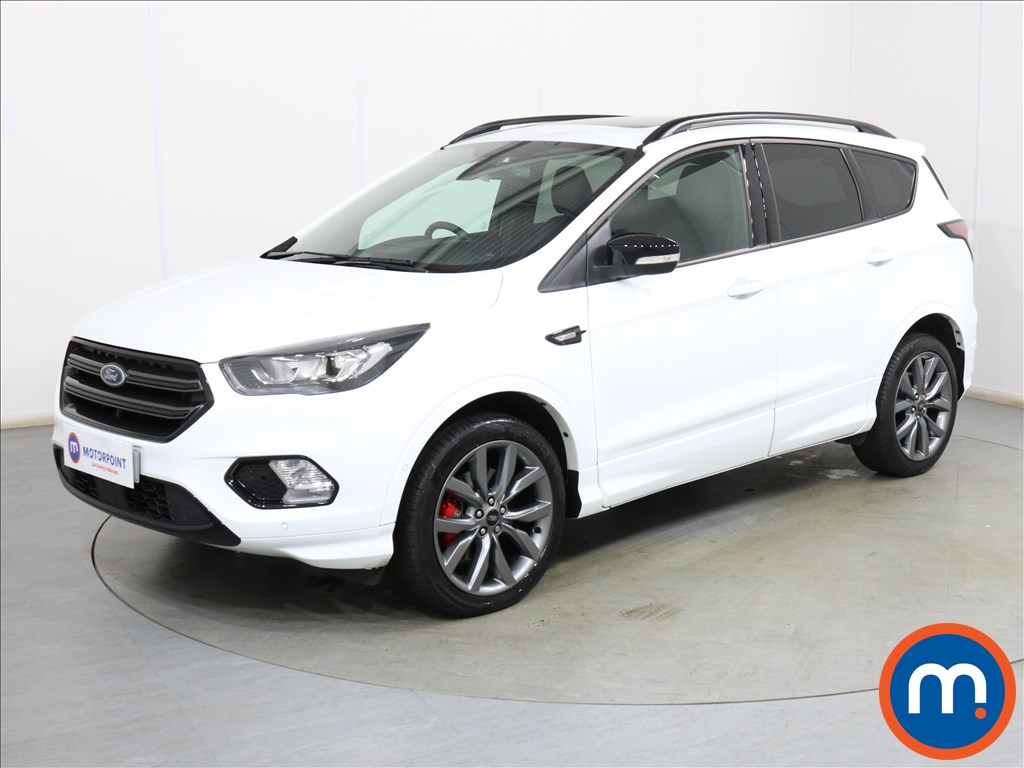 Ford Kuga ST-Line Edition - Stock Number 1114142 Passenger side front corner