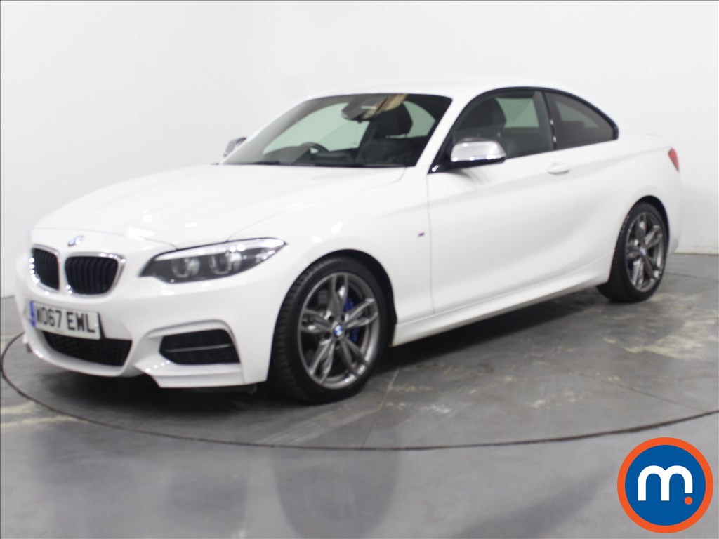 BMW 2 Series M240i - Stock Number 1102283 Passenger side front corner