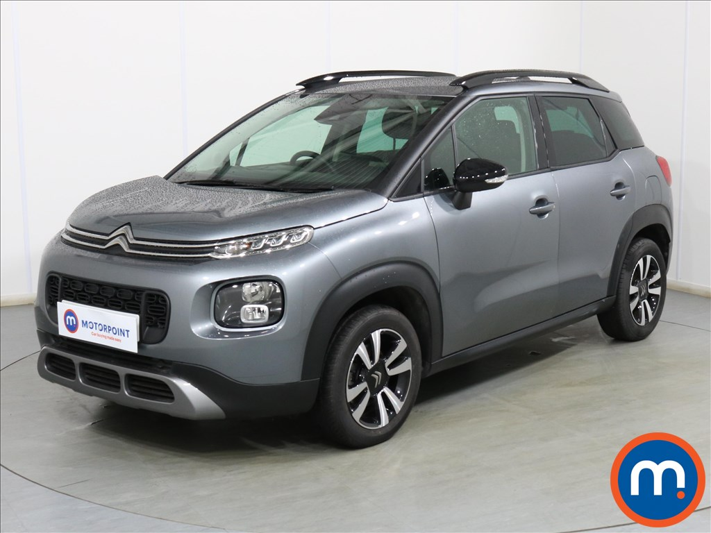 Citroen C3 Aircross Feel - Stock Number 1111199 Passenger side front corner