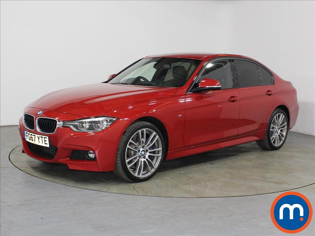 BMW 3 Series M Sport - Stock Number 1107256 Passenger side front corner