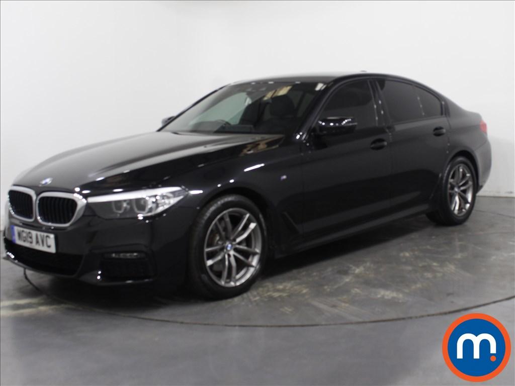 BMW 5 Series 520i M Sport 4dr Auto - Stock Number 1102357 Passenger side front corner