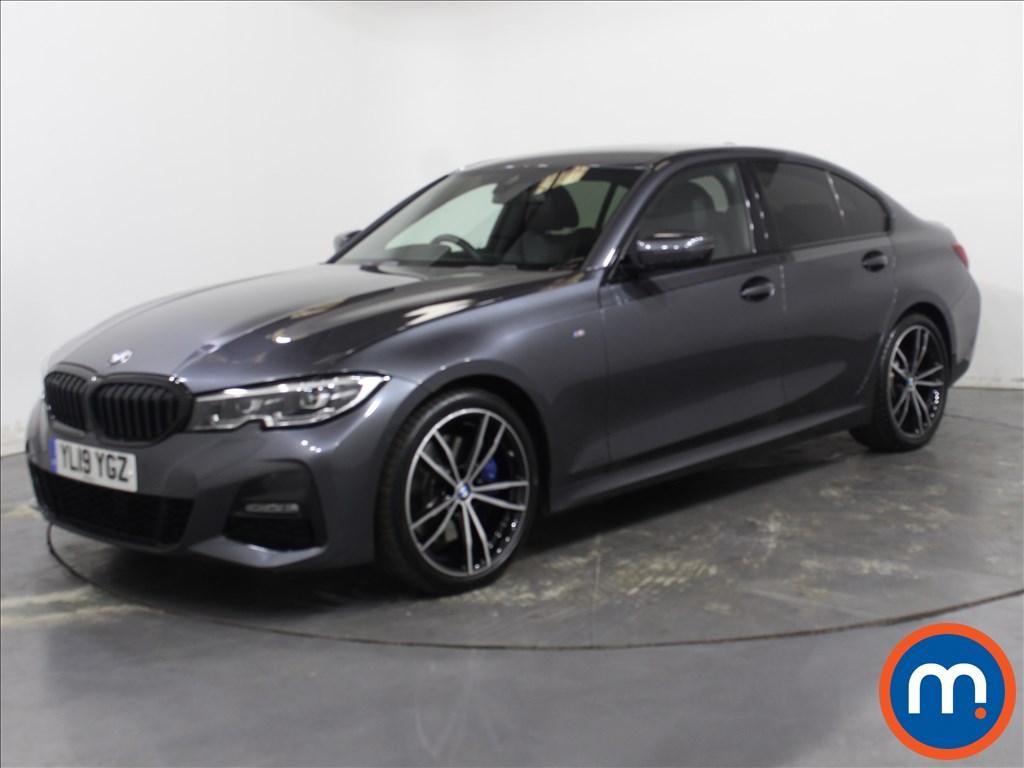 BMW 3 Series M Sport - Stock Number 1108029 Passenger side front corner