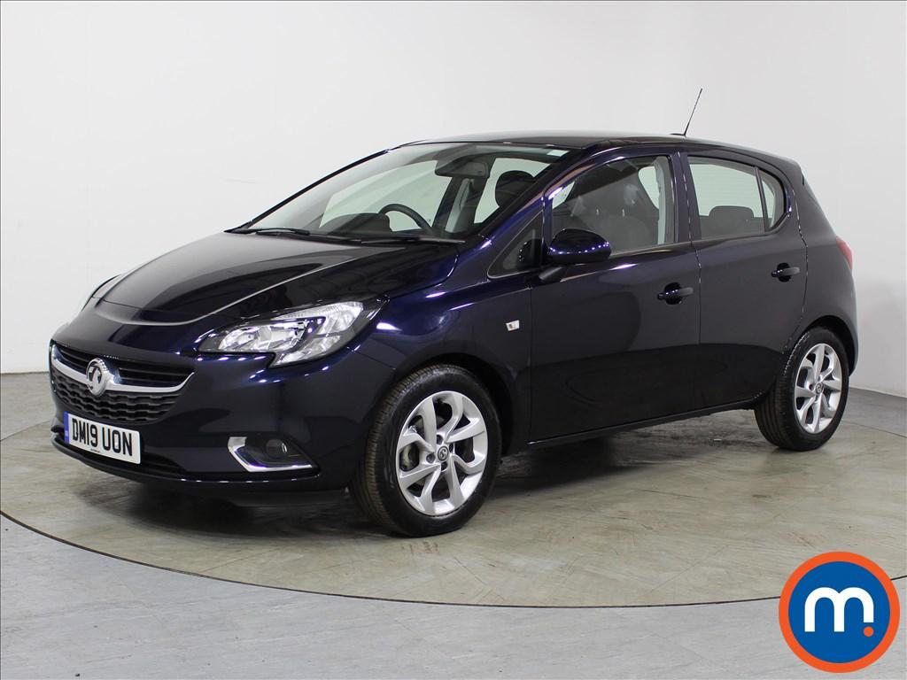 Vauxhall Corsa SRi Nav - Stock Number 1112513 Passenger side front corner