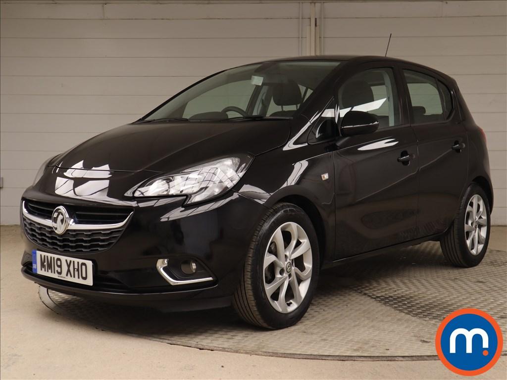 Vauxhall Corsa SRi Nav - Stock Number 1112595 Passenger side front corner