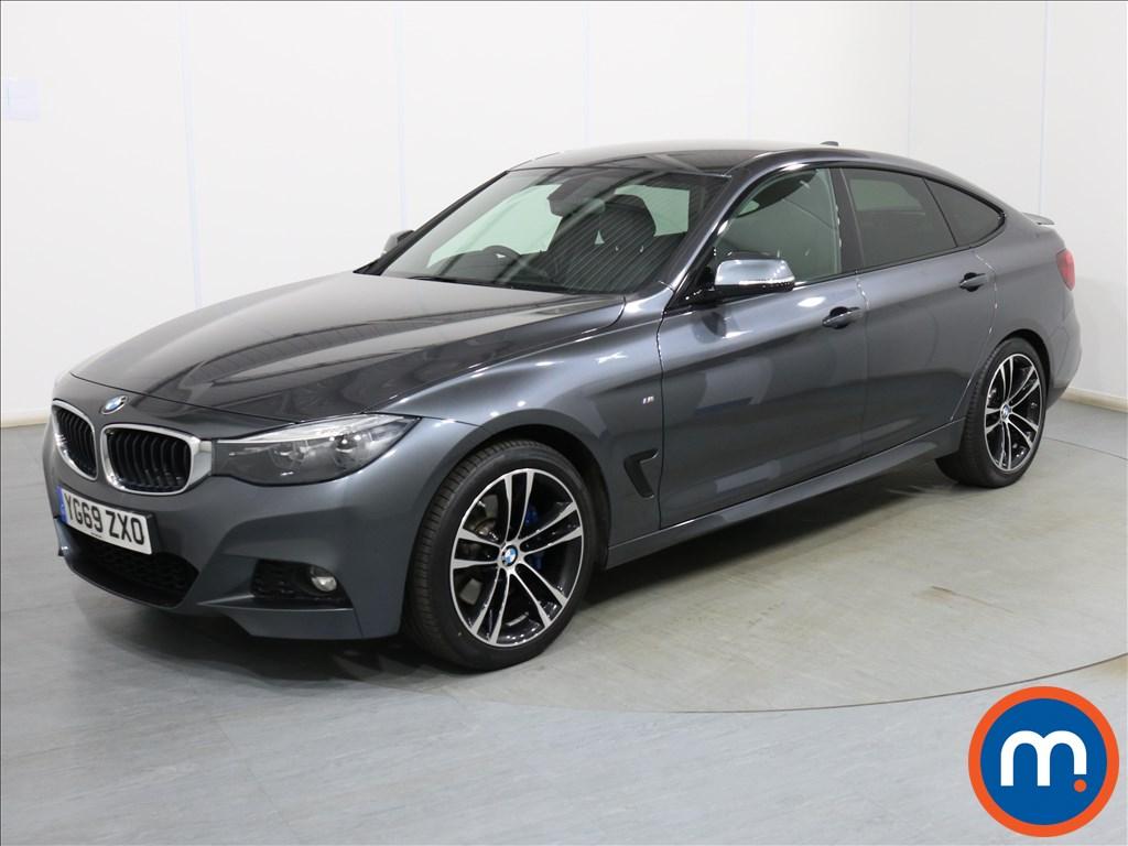 BMW 3 Series M Sport - Stock Number 1112777 Passenger side front corner