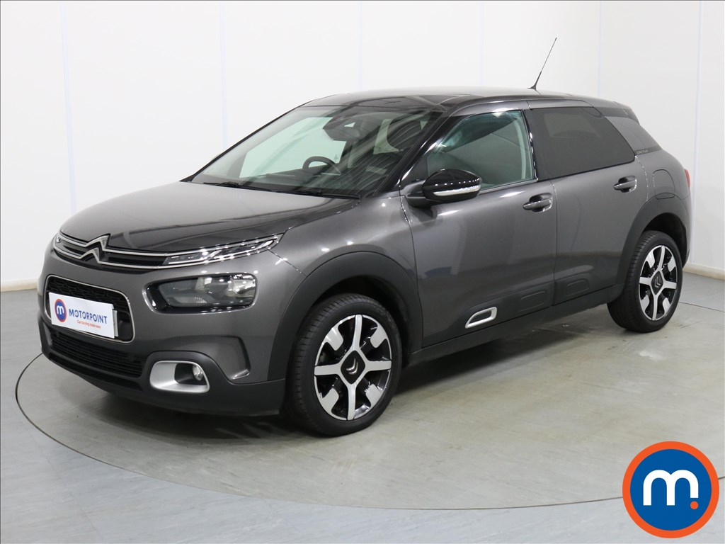 Citroen C4 Cactus Flair - Stock Number 1115239 Passenger side front corner