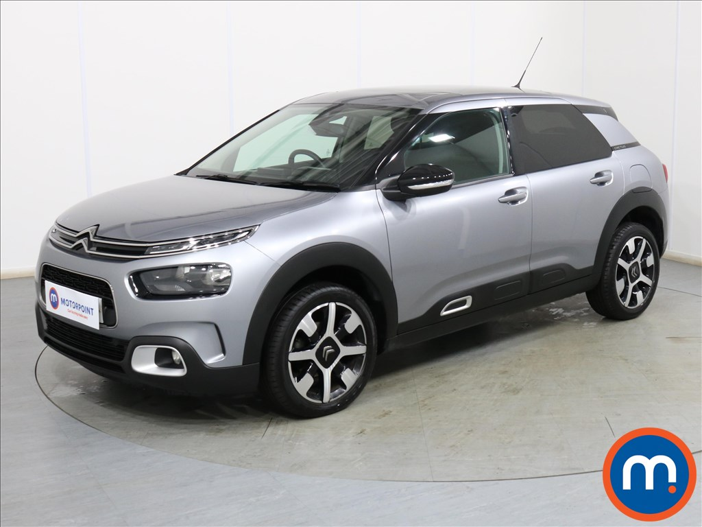 Citroen C4 Cactus Flair - Stock Number 1114895 Passenger side front corner
