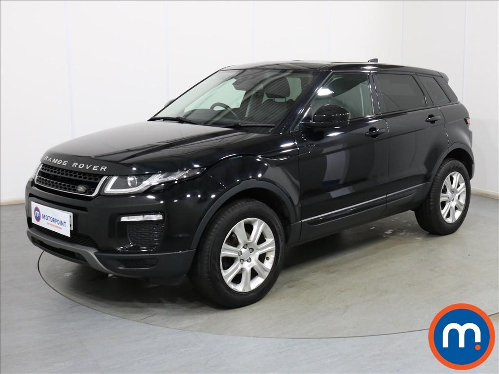 Land Rover Range Rover Evoque SE Tech - Stock Number 1112812 Passenger side front corner