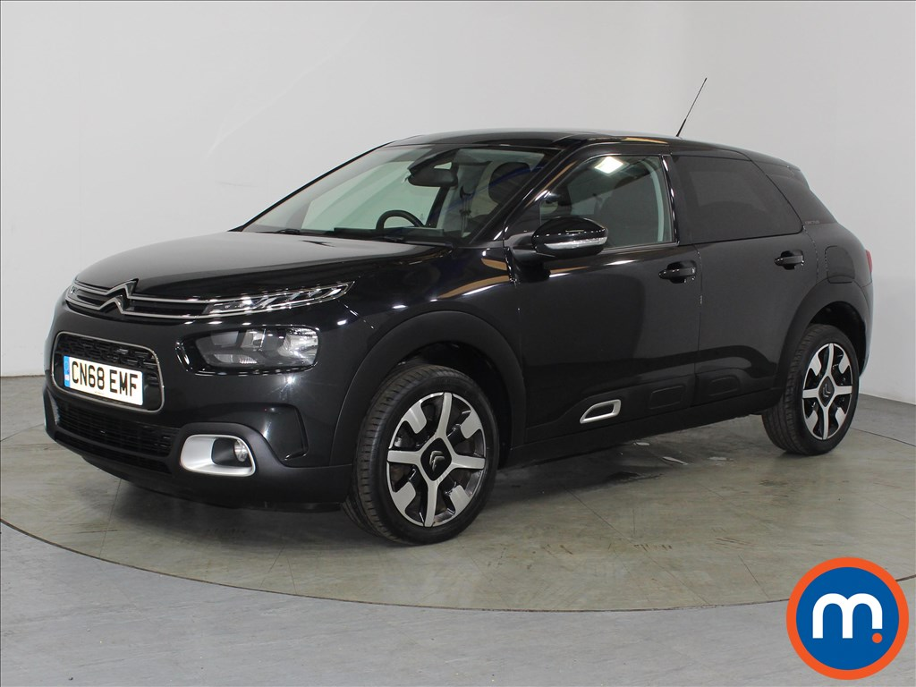 Citroen C4 Cactus Flair - Stock Number 1112032 Passenger side front corner
