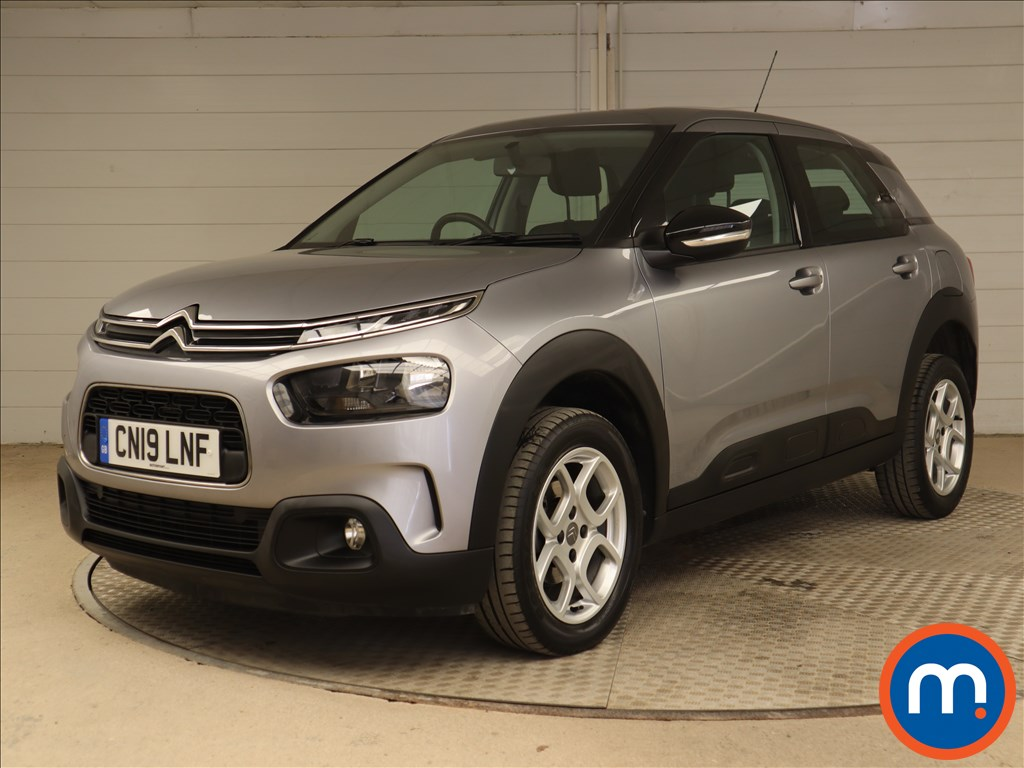Citroen C4 Cactus Feel - Stock Number 1110937 Passenger side front corner