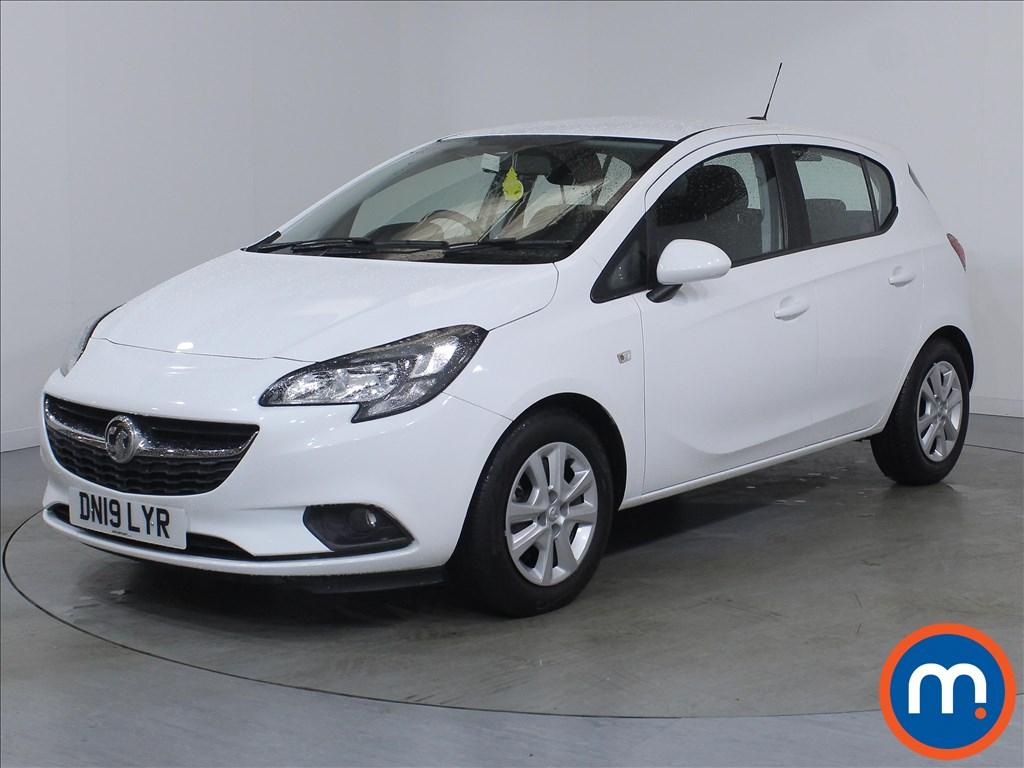 Vauxhall Corsa Design - Stock Number 1109732 Passenger side front corner
