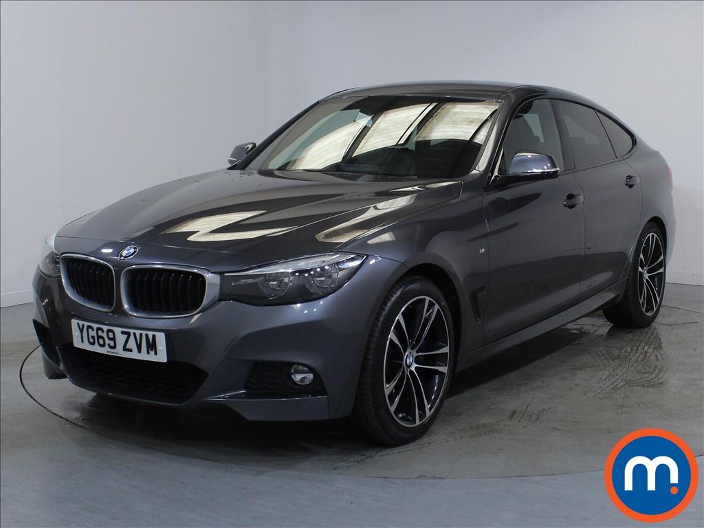 BMW 3 Series M Sport - Stock Number 1112794 Passenger side front corner