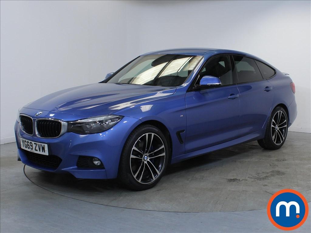 BMW 3 Series M Sport - Stock Number 1112802 Passenger side front corner