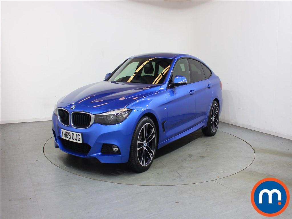 BMW 3 Series M Sport - Stock Number 1112771 Passenger side front corner