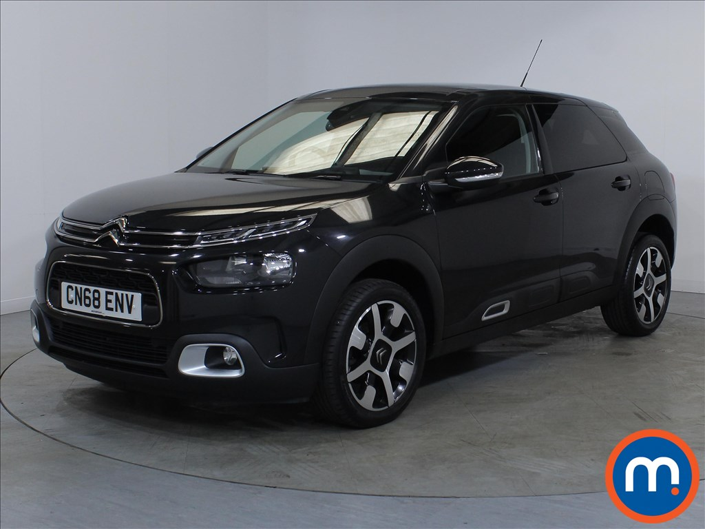 Citroen C4 Cactus Flair - Stock Number 1115125 Passenger side front corner