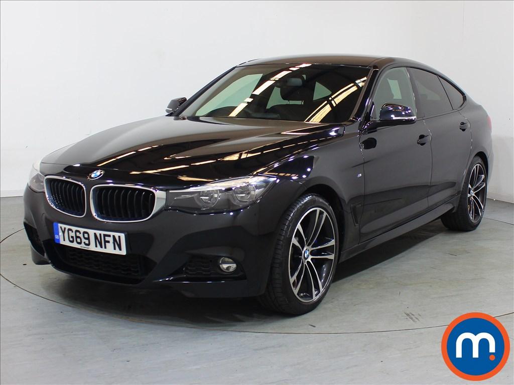 BMW 3 Series M Sport - Stock Number 1112684 Passenger side front corner